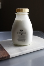 Delicious and local cream. Made with love!